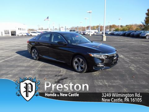New 2018 Honda Accord EX-L FWD 4D Sedan