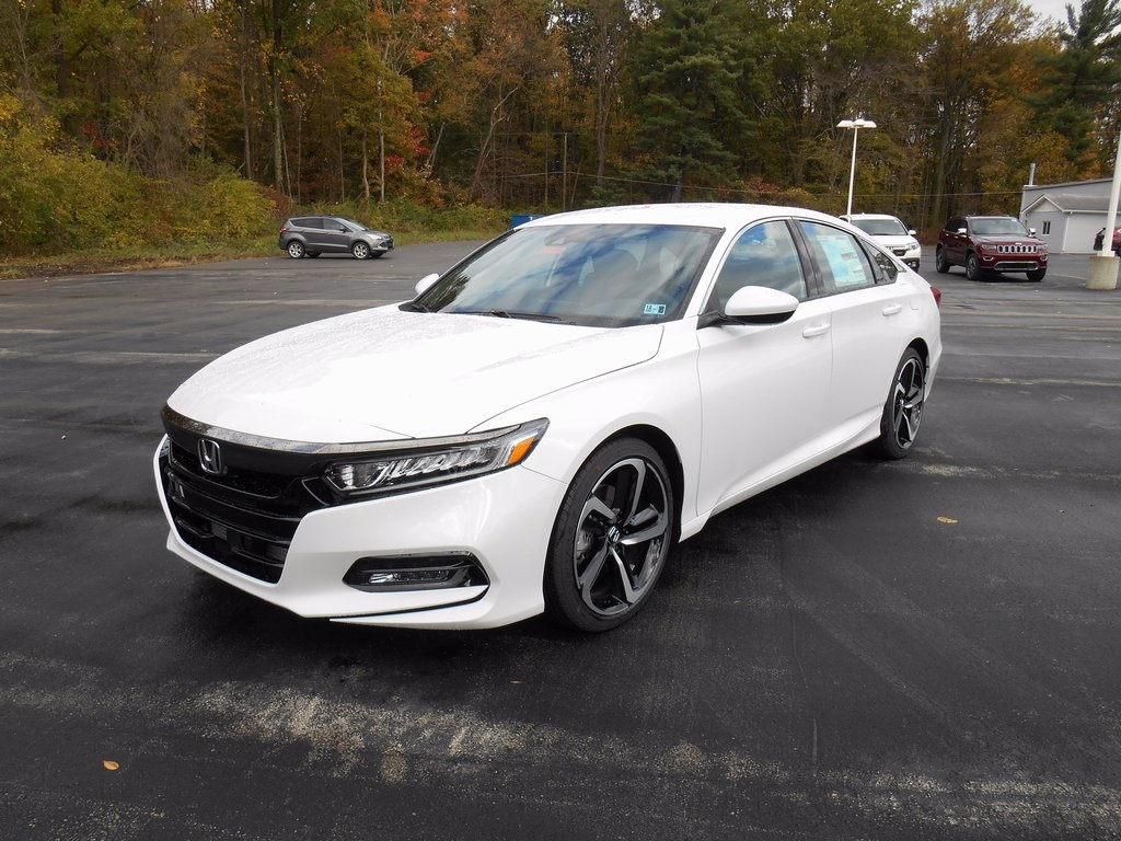 new 2018 honda accord sport 4d sedan in new castle h18056 preston honda. Black Bedroom Furniture Sets. Home Design Ideas