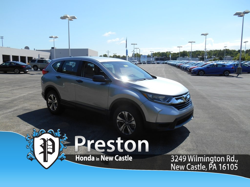 new 2017 honda cr-v lx 4d sport utility in new castle #h17572