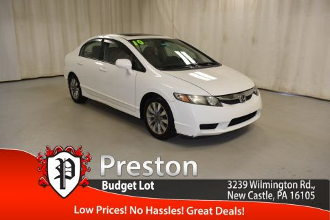 Pre Owned 2010 Honda Civic EX