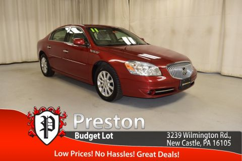 Pre-Owned 2011 Buick Lucerne CX