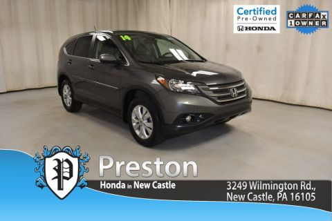 Certified Pre-Owned 2014 Honda CR-V EX