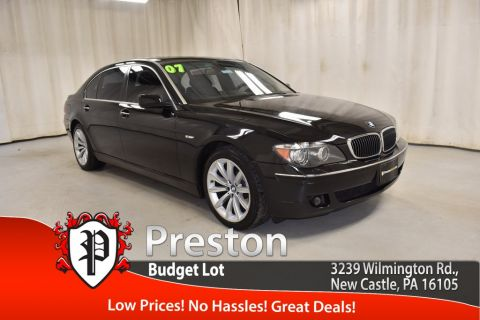 Pre-Owned 2007 BMW 7 Series 750Li